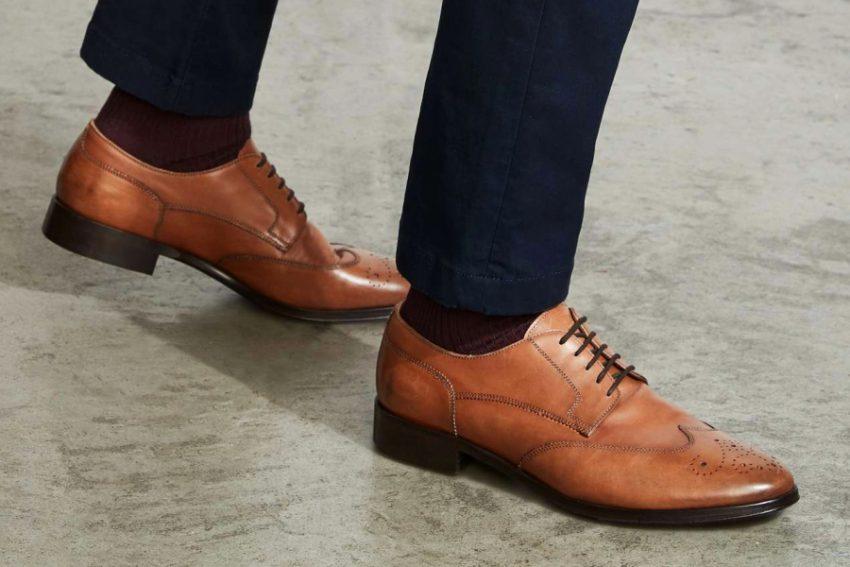 eleganckie skorzane obuwie prosto z wloch